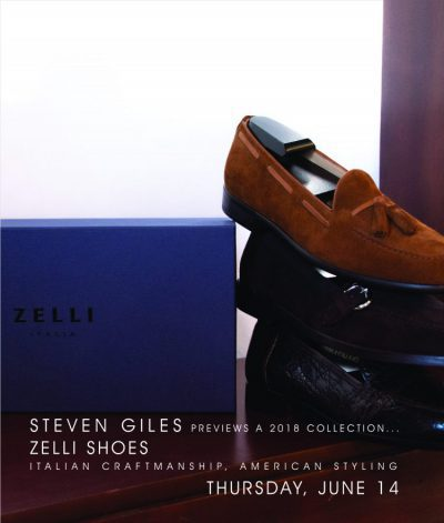 Zelli Shoes ITALLIAN CRAFTMANSHIP, AMERICAN STYLING