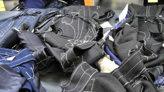 The Art Of Menswear Making By Caruso
