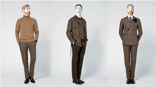 A New Suiting Staple: Caruso and Loro Piana's Gobigold Collection