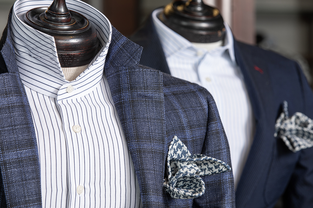 Sport coats and suit coats are not the same.