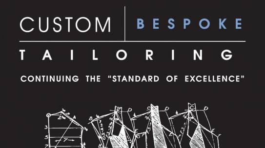 Bespoke Custom Tailoring