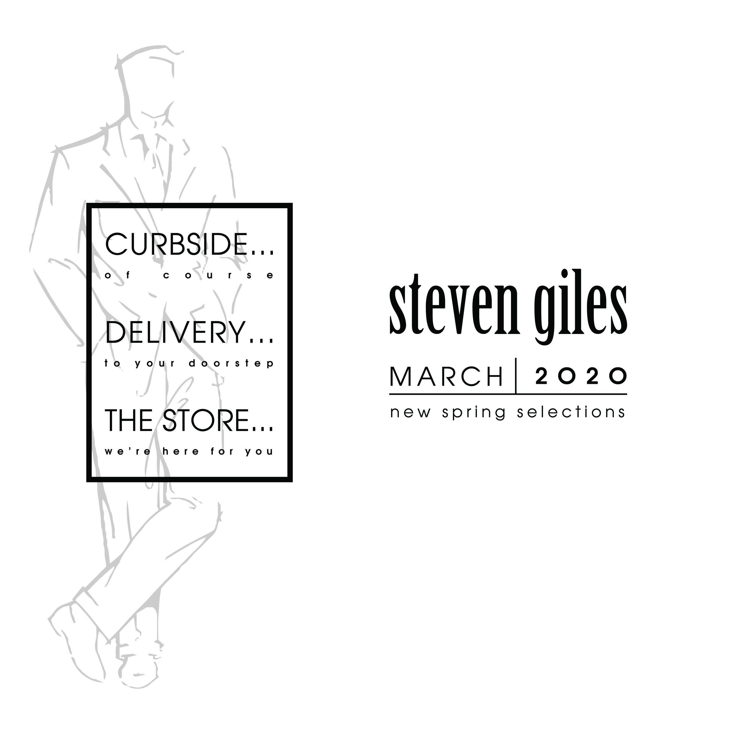 Curbside, Delivery & The Store